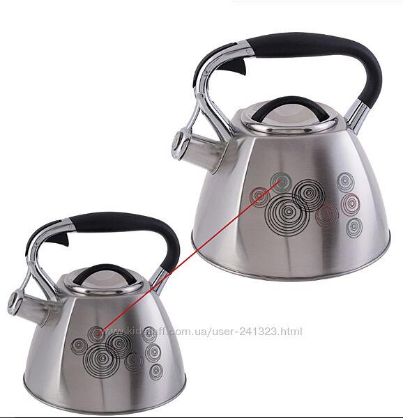 Чайник со свистком Edenberg 3 л EB-1944 Lap