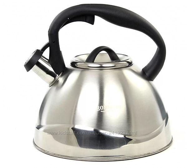 Чайник со свистком 3 л Bohmann BH 9906