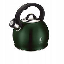 Чайник со свистком 3 л Berlinger Haus Emerald Collection BH-1076
