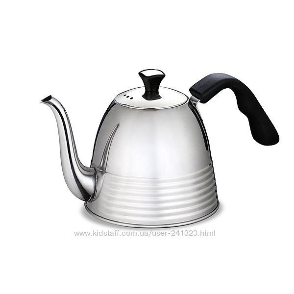 Чайник заварочный из нержавеющей стали 1,1 л Maestro MR-1315-tea