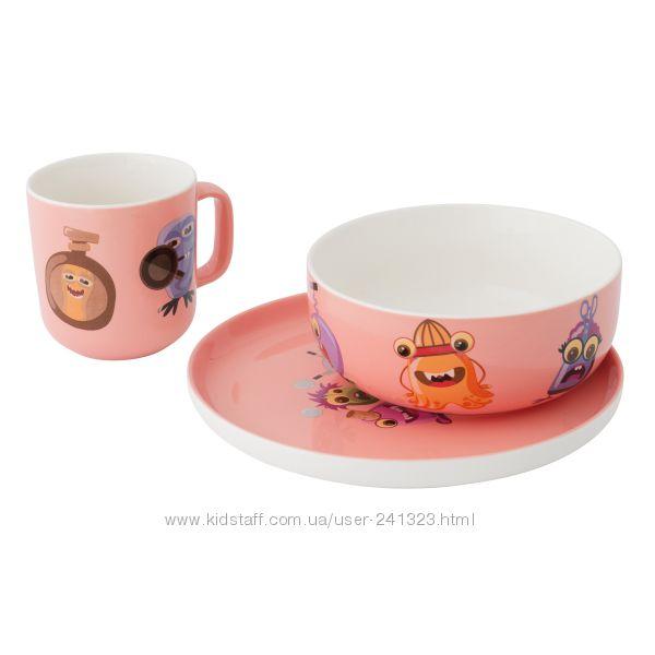 Детский набор BergHOFF Kids Monsters 3 предмета 1694051