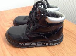 Лакированные ботиночки, стелька 15 см