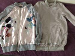 Куртка- бомбер, размер 46
