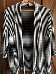 Трикотажный пиджак TU, размер 50