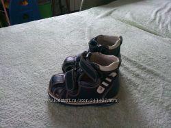 ортопедические сандали босоножки Сурсил-Орто 23 размер