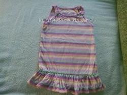 платье туника майка на рост 80 см 1 год
