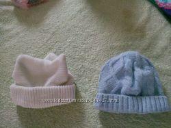 шапочки с рождения до года