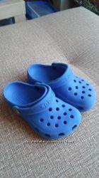 кроксы Crocs размер 8-9