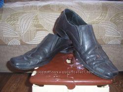 туфли мужские кожаные на 41 размер