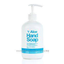 Жидкое мыло АлоэВера, натуральное, для всей семьи, США. Доставка в подарок