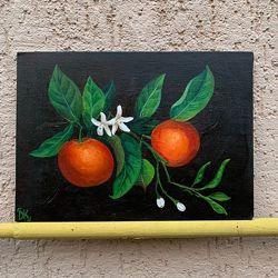 Картина Апельсини