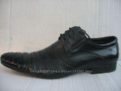 Туфли TEZORO оригинал натур. кожа  мод. 52 жатка