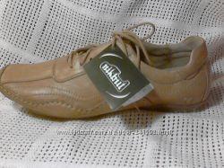 Мокасины кожаные польские NEEX фирмы nikbut