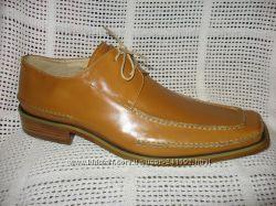 Туфли мужские натур. кожа DANIEL