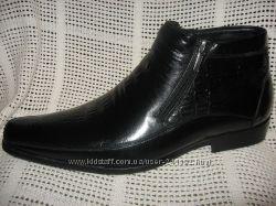 Зимние ботинки модельные распродажа натур. кожа натур. мех  распродажа-2
