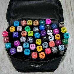 Скетч маркеры Touch наборы 12.24.36.48.60.80.96.120.168.204.268 шт