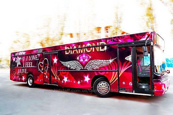 369 Автобус Пати бас Diamond Party Bus прокат