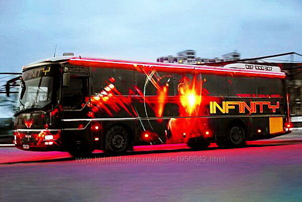 392 Автобус Пати бас Party Game Bus Infinity