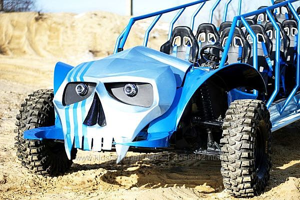 396 Party Bus Monster Buggy пати бас прокат аренда