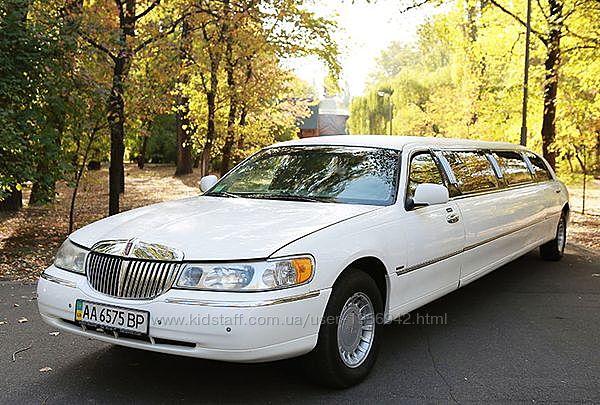 043 Лимузин Lincoln Town Car 120 ELIT прокат