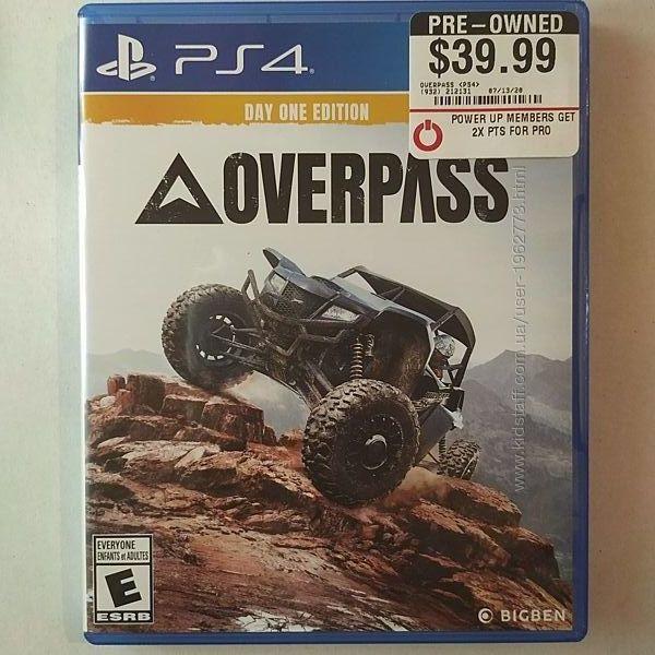 Overpass для PS4/5