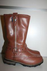 Модные демисезонные сапожки Geox tex, размер 29