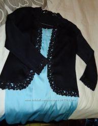 Пиджак с шелковым кружевом