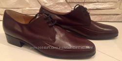 Кожаные туфли австрийские 42  43