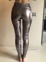 Леггинсы, Джеггинсы джинсы с напылением