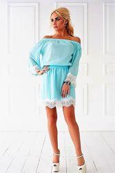 Платье - сарафан натуральное распродажа