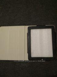 Чёрный чехол-книжка на планшет 7 или 8 дюймов