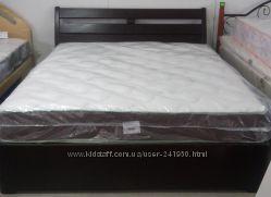 Кровать ясень 16002000с ящиками