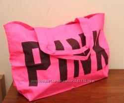 Victorias Secret Tote сумка  PINK оригинал 100, новая