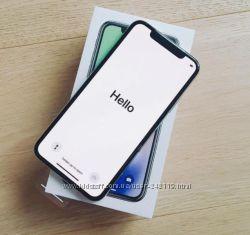 Новые Apple iPhone X - 64 или 256GB цвета черный или серый , оригинал