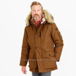 Куртка парка зимняя Nordic down parka бренд Jcrew из Америки