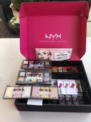 NYX Палетка теней и пигментов NYX Love You So Mochi Eyeshadow Palette