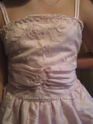 платье Италия  на рост от 145-165 на выпускной