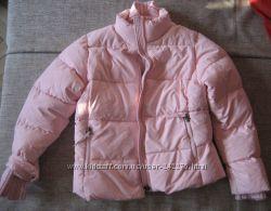 Куртка  Marco Polo рост 152  пух