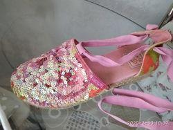 Роскошные сандалии 35 размер Lelli Kelly Италия в идеале