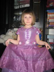 Продам платье Америка р 6, рост 116-128