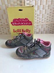 Кроссовки ботинки деми р 32 Италия Lelli Kelly