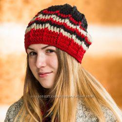 Стильная шапочка, зима, осень.