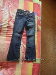 фирменные джинсы aeropostale hailey skinny flare curvy fit