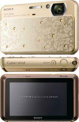 Sony Cyber-Shot DSC-T99, каменья