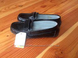 Dpam Франция новые кожаные туфли мокасины 27, 33р. Супер цена