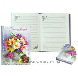 Ежедневник и записная книжка женщины