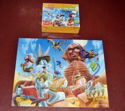 Напольный пазл Looney Tunes, размер 50 х 40 см, 45 элементов