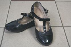 Школьные туфли ТМ Lapsi, размер 34