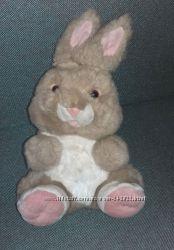 Мягкая игрушка заяц 40 см