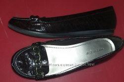 Балетки туфли лак  р. 38 качевственные